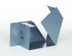 Guard with Hinged Cover-Sheet Metal Fabrication pictures & photos