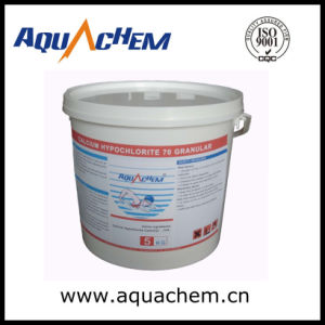 Pool Shock Calcium Hypochlorite 14-50mesh Granular pictures & photos