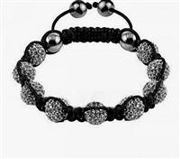 Fashion Shamballa Crystal Bracelet Sh11
