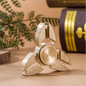 Tri-Spinner Fidget Toys EDC Hand Spinner Metal Fidget Spinner for Adhd Adults Children Relax Time Long Funny pictures & photos