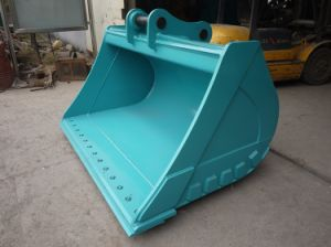 Sk300 Rock Cleaning Bucket for Excavator pictures & photos