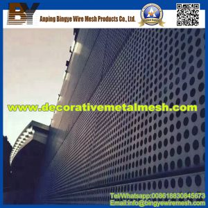 Galvanized Perforated Mesh for Wall Coverings pictures & photos
