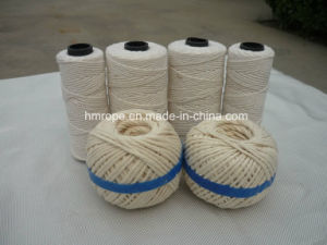 Cotton 3 Strands Twisted Twine pictures & photos