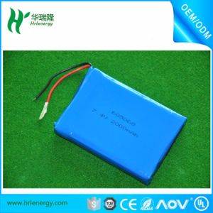 Hotsales Li-ion Battery Pack 605068 2000mAh for Tablet PC pictures & photos