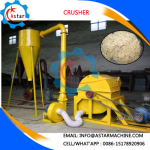Made in China Waste Wood Branch Crusher Machine Exporter pictures & photos