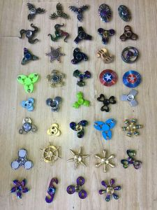 Popular Wholesale Metal Fidget Hand Spinner pictures & photos