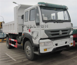 Quality New Sinotruk 10 Ton Dump Truck pictures & photos