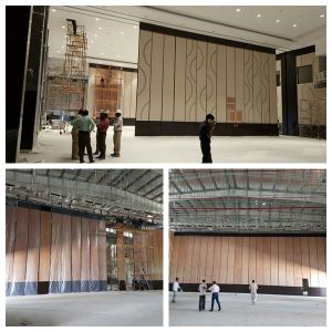 High Moveable Partitions Walls for Multi-Purpose Hall pictures & photos