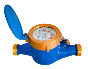 Multi-Jet Dry/Wet Type Water Meter pictures & photos