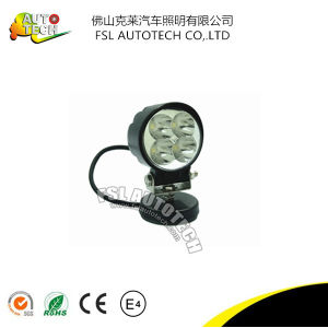 High Power 12W 3inch Round LED Working Driving Light for Truck pictures & photos