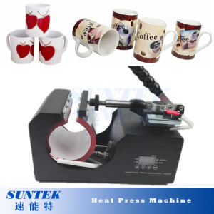 Digital Sublimation Single Mug Heat Press Machine for Cups pictures & photos