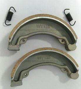 Ww-5121 Semi-Metallic, Wy125 Motorcycle Shoe Brake pictures & photos