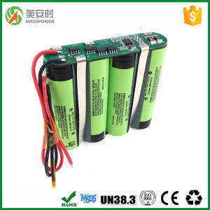 Top Brand Cells Lithium Ion 14.8V Battery Pack