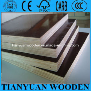 China Factory Concrete Formwork Film Faced Finger Joint Core Plywood pictures & photos