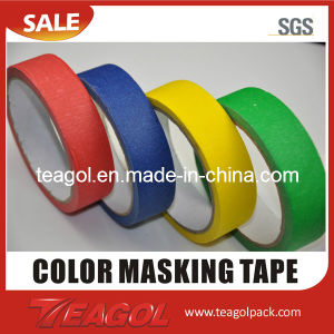 Color Masking Paint Tape pictures & photos