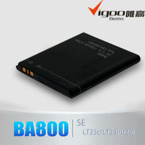 High Capacity Battery for Sony Eircsson BA800 pictures & photos