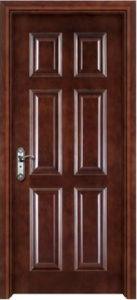 2014 Hot Sale Wooden Door
