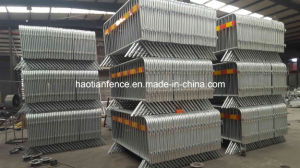 Galvanized Crowd Control Barriers pictures & photos