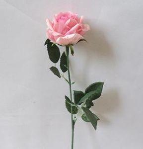 Artificial Flowers of Single Sunshine Rose 69cm Gu-D70195 pictures & photos