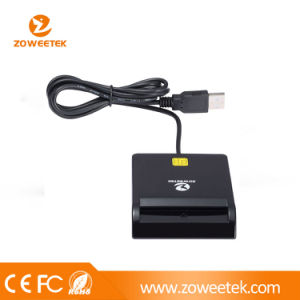 USB Single Contact Smart Card Reader pictures & photos