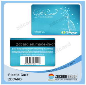 Bank Debit Card with Magnetic Stripe pictures & photos