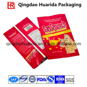 Food Grade Back Sealed Plastic Packaging Bag for Potato Chip pictures & photos