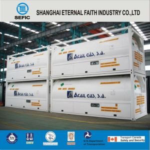 2015 High Quality Cryogenic ISO LNG Tank Container (SEFIC-T75) pictures & photos