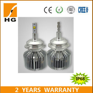 9007 LED High Low Beam 25W Philips LEDs Headlight Bulb pictures & photos
