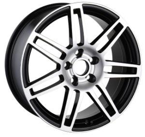 Replica Alloy Wheel for Audi (BK218) pictures & photos