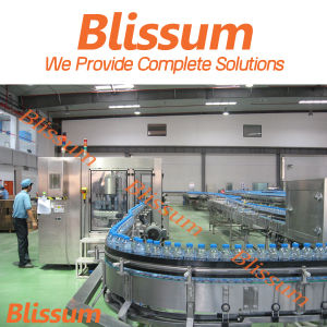 Full Automatic Mineral and Pure Water Bottling Line pictures & photos