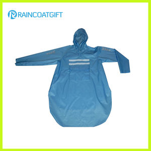 Waterproof Polyester PVC Rain Shirt (RPY-043) pictures & photos