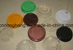 Flat Lid Forming Machine pictures & photos