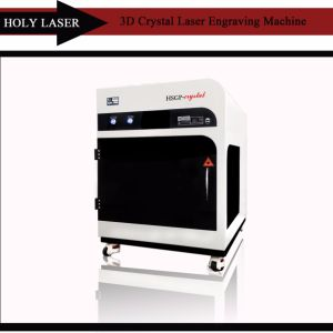 Holy Laser Factory Sells 3D Laser Crystal Engraving Machine pictures & photos