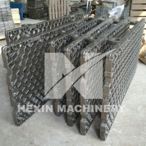 OEM High-Quality Heat Treatment Fixture Cast Tray pictures & photos