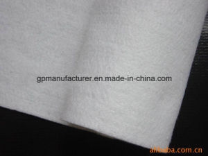 Nonwoven Pet/PP Short Fiber Needle Punched Geotextile for Drainage pictures & photos