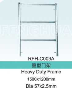 Heavy Duty Frame pictures & photos