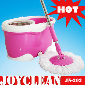 Joyclean Pedal Free 2015 Popular 360 Clean Mop (JN-203) pictures & photos