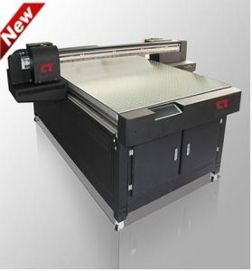 High Resolution UV Flatbed Printer