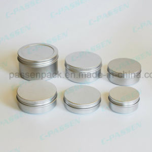 China Supply Small Round Aluminum Gift Box pictures & photos