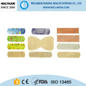 Custom and Designed Wound Plaster/Cartoon Adhesive Bandage/Cartoon Band Aid pictures & photos