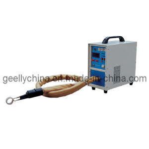 Factory Directly Sell Portable Induction Heating Machine Welding Brazing with Long Soft Induction Heating Coil Welding Machine pictures & photos
