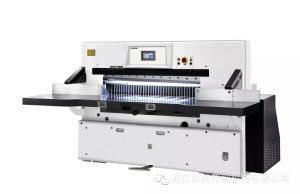 Program Control Paper Cutting Machine (115S) pictures & photos