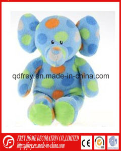 Hot Sale Cute Colorful Plush Elephant Toy pictures & photos
