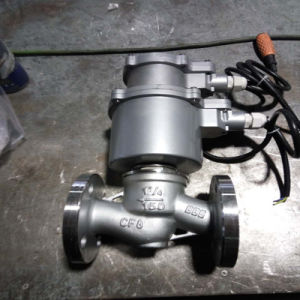 Solenoid Valve with Signal Feedback pictures & photos