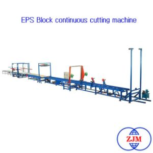 EPS Automatic Continuous Block Cutting Production Lines pictures & photos