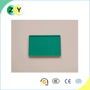 Heat Absorbing Filter, Optical Filter, Heat Insulation Glass, Optical Glass, Medical Lamp Glass, Heat Cutting, Kg3 pictures & photos