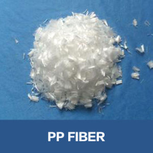 Incredible Strond Construction Material Used PP Fiber Polypropylene Fibra PP pictures & photos