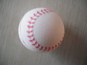 PU Foam Baseball Toy