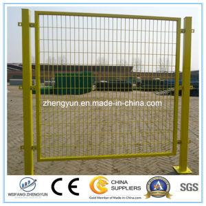 Dm Wire Mesh Fence Door pictures & photos