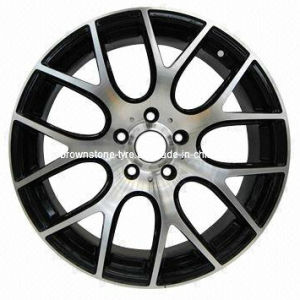 Alloy Car Rims, Customized Drawings Are Accepted pictures & photos